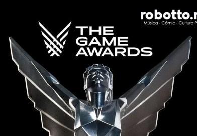 Anuncian a los Nominados a los The Game Awards 2018.