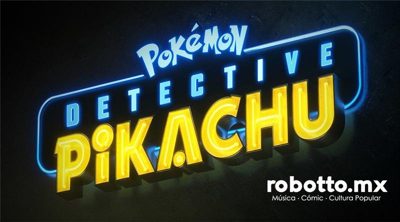 Así lucirá el universo Pokémon en Detective Pikachu.