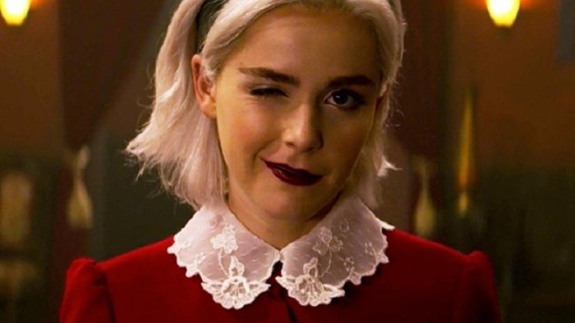 Las navideñas y escalofriantes aventuras de Sabrina la bruja adolescente