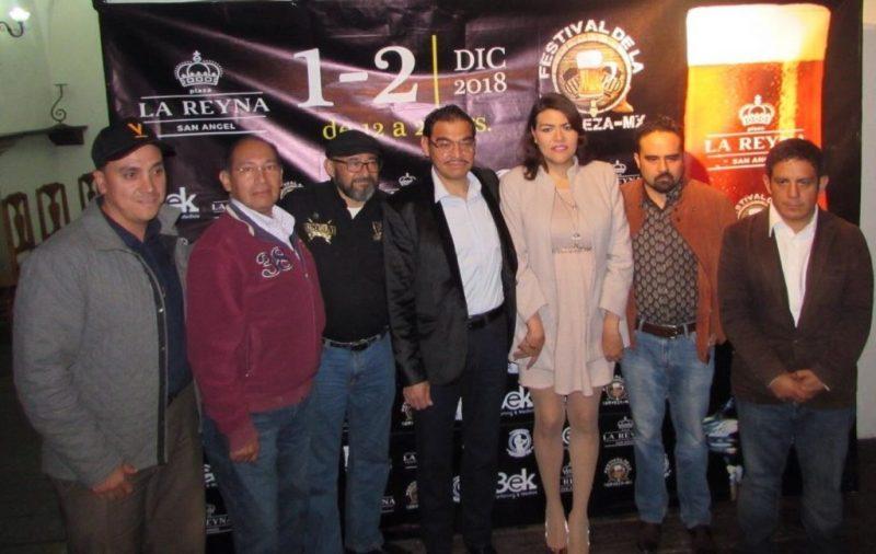 El FESTIVAL DE LA CERVEZA MX