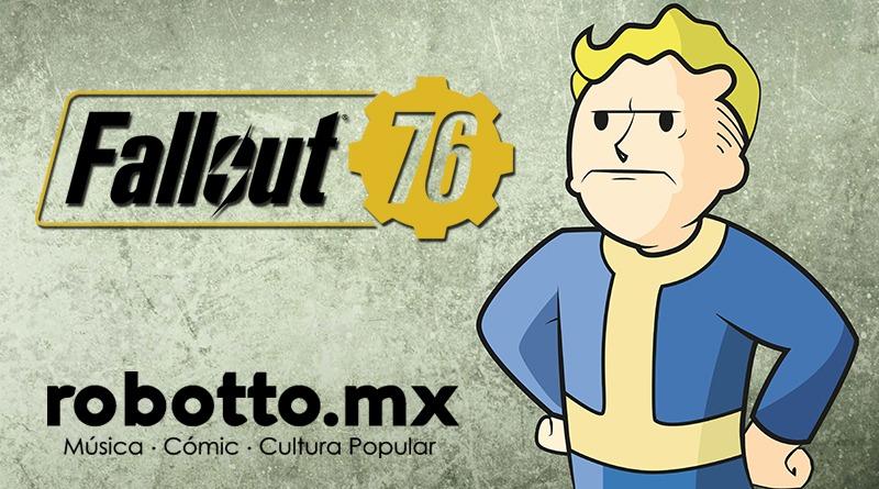 Fallout 76: ¿La verdadera cara de Bethesda?