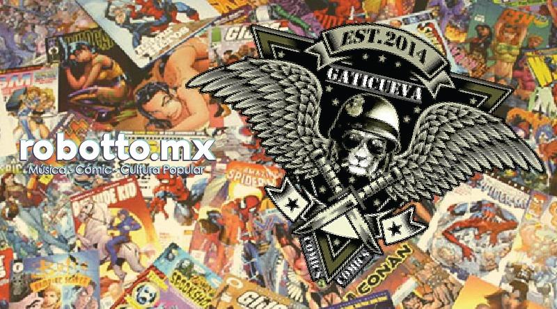 CDMX | La Gaticon 2019 en el Circo Volador.