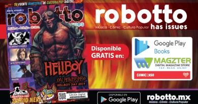 Revista Robotto Has Issues Número7