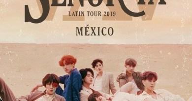 Señorita Latin Tour 2019