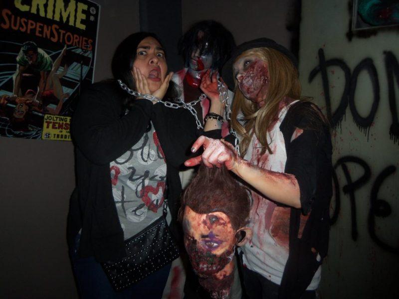 Nasty Zombie Diner Sport Bar