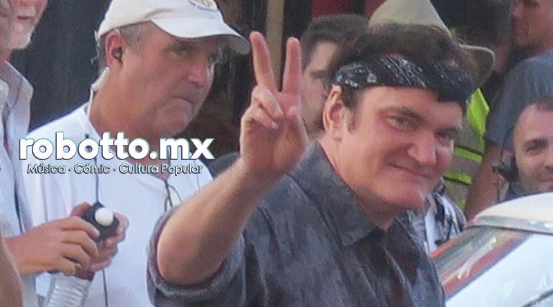 Todo lo que sabemos de la nueva película de Tarantino.