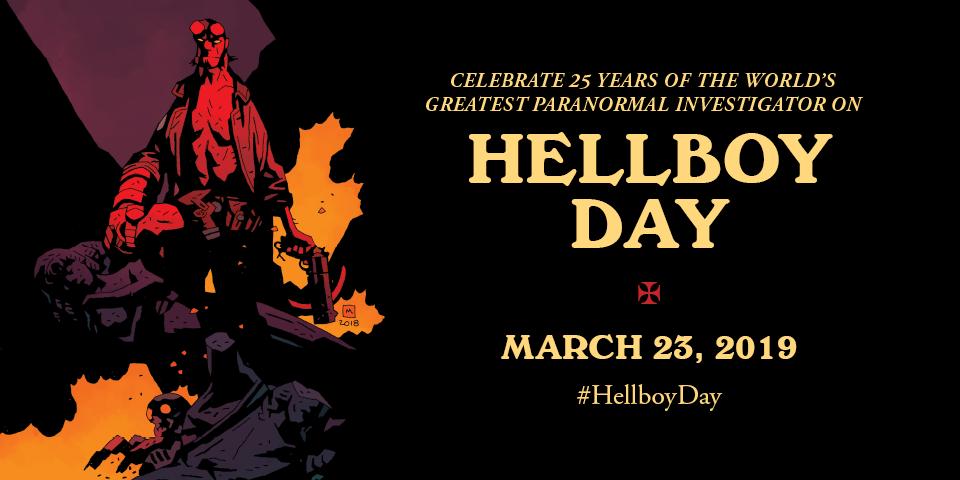 Feliz cumpleaños, Hellboy.