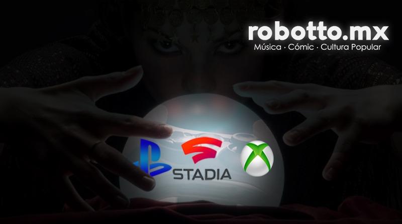 Streaming: El inminente futuro de los videojuegos.
