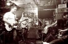 La Botana de Bolsillo. Pixies tocando