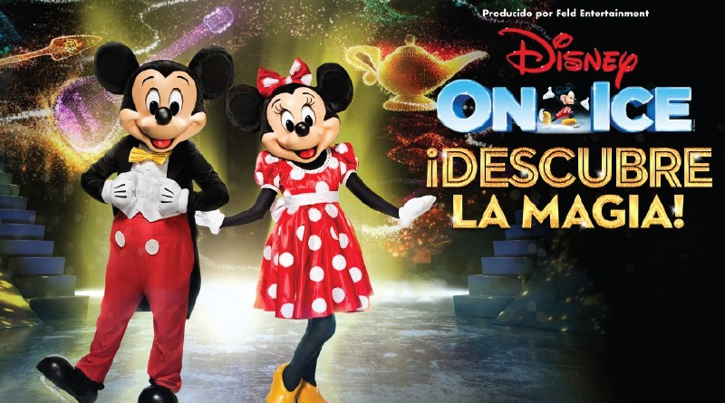 CDMX | Disney On Ice presenta Descubre La Magia
