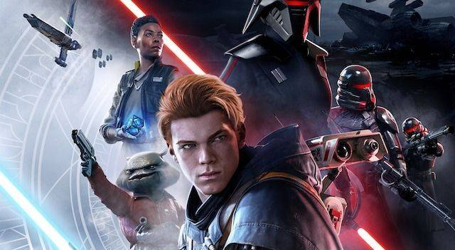 EA Play 2019 Star Wars: Jedi Fallen Order