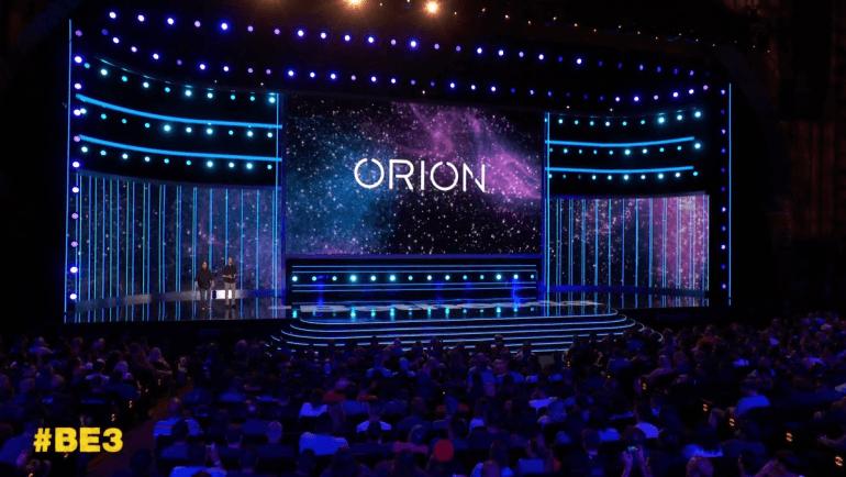 Orion, Bethesda E3 2019