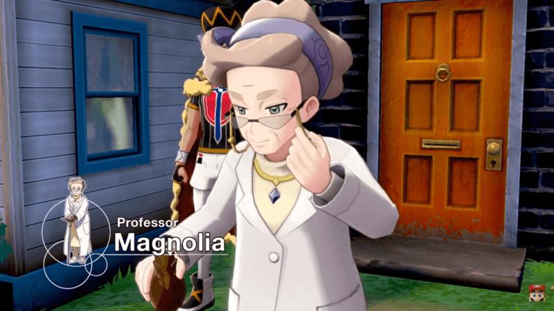 Profesora Magnolia