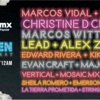 Christine D'Clario en Heaven Music Fest