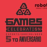 Games Celebration 2019: Celebrará su 5to Aniversario.