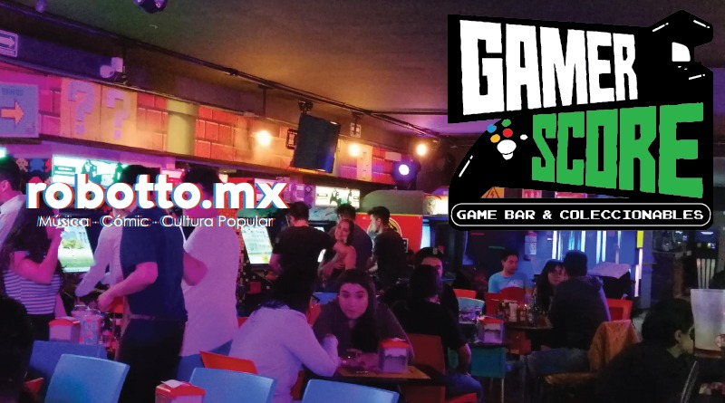 Gamer Score
