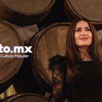 Netflix | Salma Hayek presentó Monarca en México