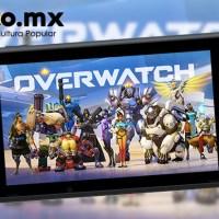 Overwatch llega oficialmente a Nintendo Switch.