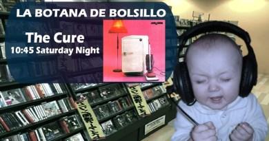 The Cure La Botana de Bolsillo