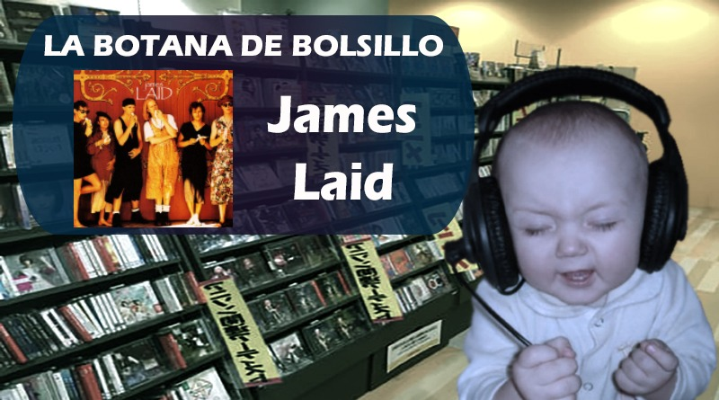 Laid James La Botana de Bolsillo