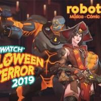Vuelve el miedo a Overwatch con Halloween Terror 2019.