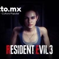 Resident Evil 3 Remake es oficial y ya tenemos fecha de salida.
