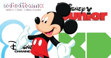 Canales Disney