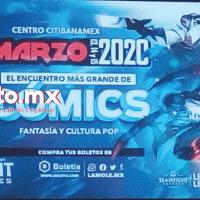 Conferencia de Prensa de La Mole Convention 2020.