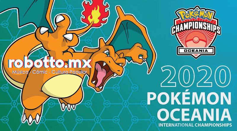 Campeonato Internacional Pokémon de Oceanía 2020