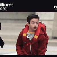 Logan Williams, el joven Barry Allen fallece a los 16 años.