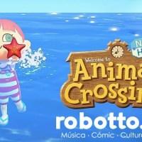 Date un buen chapuzón con la nueva actualización de Animal Crossing: New Horizons