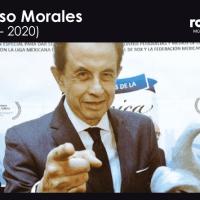 Muere el Dr. Alfonso Morales, ¿Y Tinieblas?