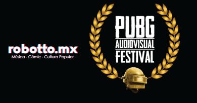 PUBG Festival Audiovisual