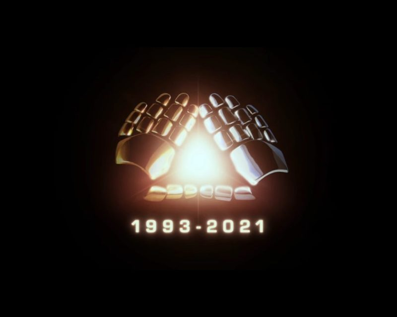 Daft Punk Epilogue