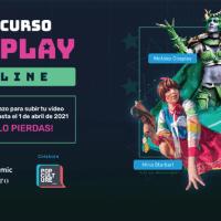 Concurso Online de Cosplay en Live Gamers Show