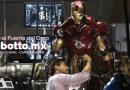 Iron Man (2008), a 13 años del origen del MCU.