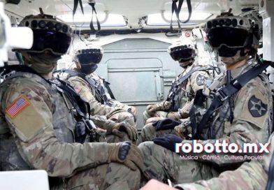 HoloLens de Microsoft, al servicio del Ejército de los Estados Unidos.  #Cyberviernes.