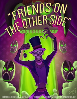Friends on the Other Side by Shelly Soneja