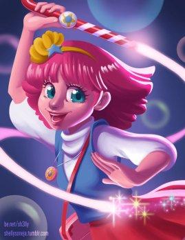 Magical Princess Minky Momo by Shelly Soneja