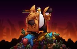 Zombies vs Penguins comic cutscene 02 - by Marvin del Mundo