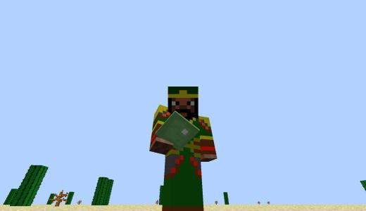 [Minecraft]スライムボールを食糧にJelly Cubes mod(食べ物mod)