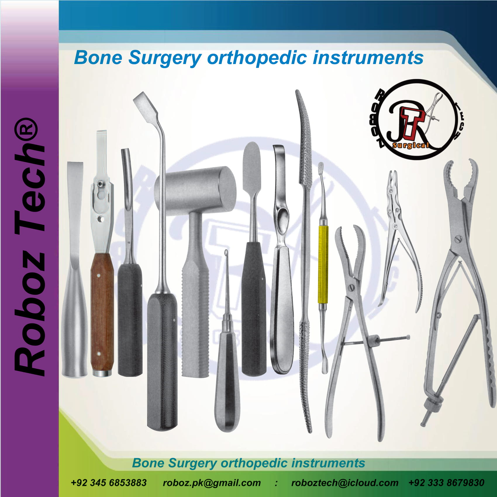 Bone Surgery orthopedic instruments-1