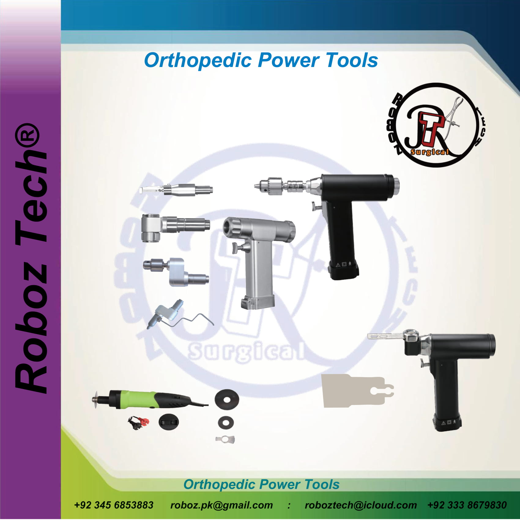 Roboz Power tools-1