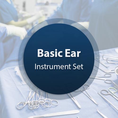 Basic-Ear istrument Set Basic