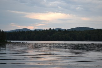 Long Lake, NY in the Adirondacks