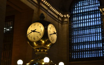 Meet Me At The Clock, Grand Central