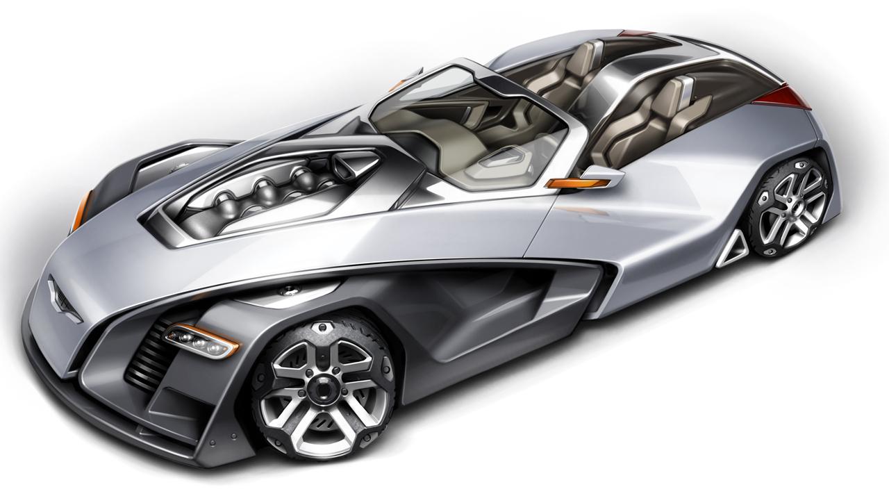 Tutorial Design A Concept Car  Transportation  Robrady Blog