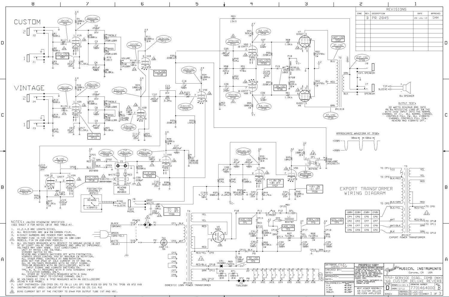 hight resolution of wiring light switch with pilot on fender 68 deluxe reverb schematic deluxe reverb wiring diagram