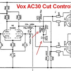 3 Phase Converter Wiring Diagram Vintage Trainwreck Pages 220ka Or 250ka Pot Audio Wired As Variable Resistor And 0047uf 200v Cap Connect The Two Inverter Outputs