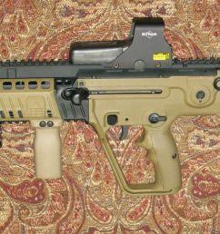 9mm tavor x95 with suppressor [ 1800 x 754 Pixel ]
